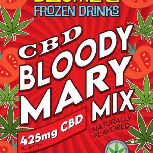 CBD Bloody Mary Mix