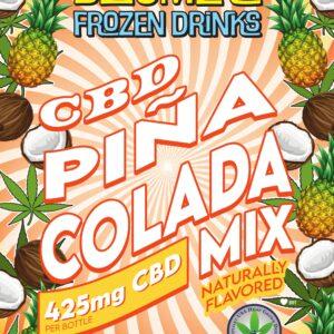 CBD Piña Colada Mix